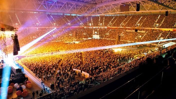 Tulip Inn Düsseldorf Arena Events Stadion