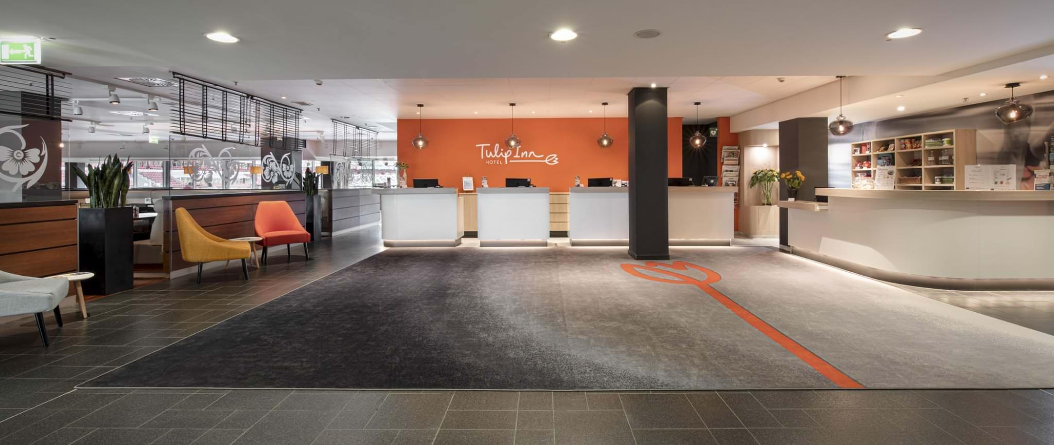 Tulip Inn Düsseldof Arena