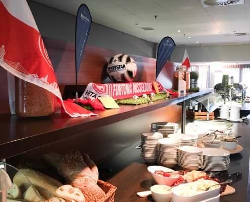 Soccer Buffet