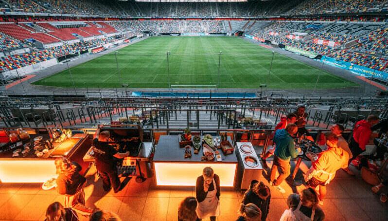 Tulip Inn Düsseldorf Arena Events
