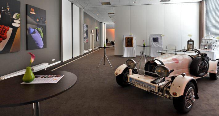 Ausstellungsräume in Düsseldorf, tulipinndusarena.com