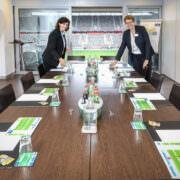 Meeting Räume in Düsseldorf Hotel Tulip Inn Düsseldorf Arena