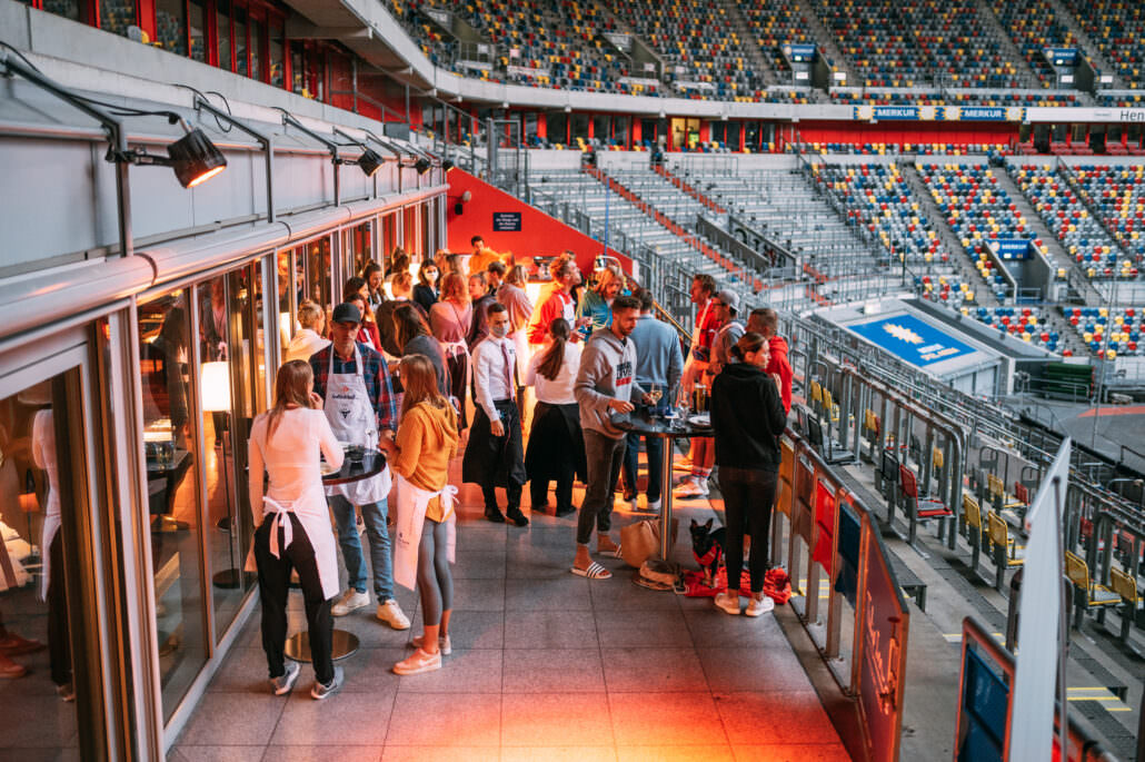 Tulip Inn Düsseldorf Arena Events