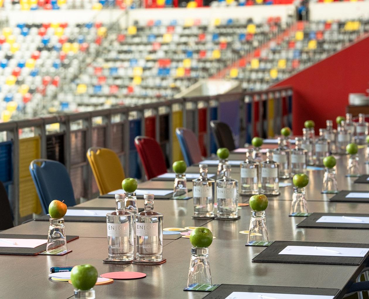 Hotel Tulip Inn Düsseldorf Arena Events Stadion