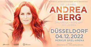 Andrea Berg – 04.12.2022, tulipinndusarena.com
