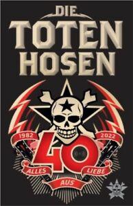 Die Toten Hosen – 2022, tulipinndusarena.com